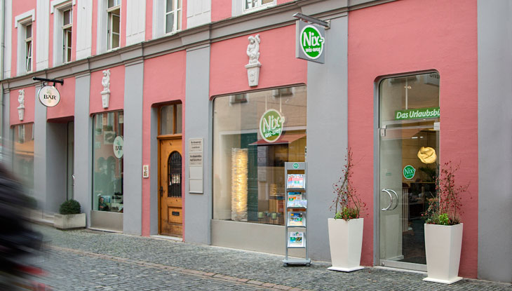 Reisebüro Regensburg